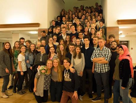 Foto: International Youth Symphony Orchestra Bremen (© Marie Neumann)
