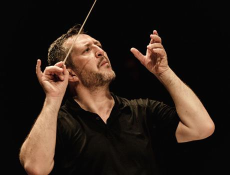 Foto: Thomas Adès (© Mathias Benguigui)