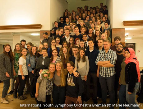 Foto: International Youth Orchestra Bremen